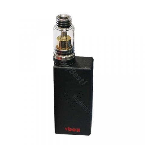 cheap 75W ATOM V-BOX TC Kit with Metropolis Mini Tank, Black