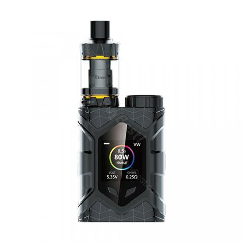 80W Vaptio Wall Crawler TC Kit with Throne Tank