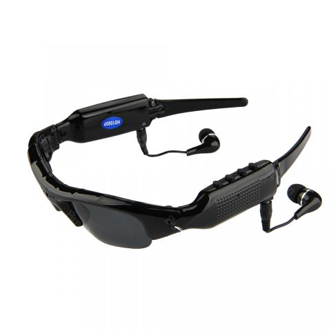 SM07 Camera Sunglasses with Bluetooth Headset