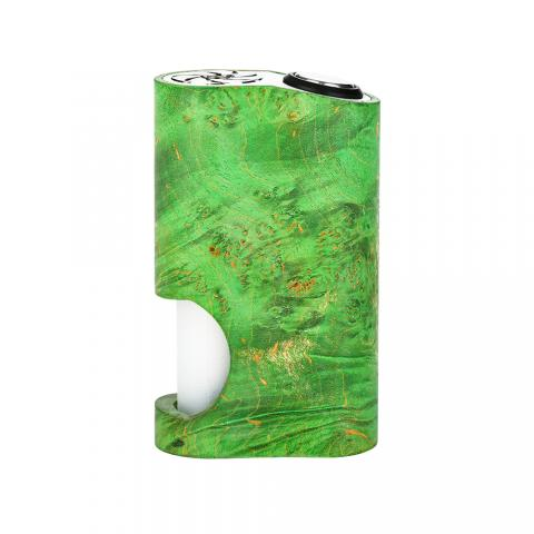 cheap Arctic Dolphin Amber Stabilized Wood Squonk MOD - Random Color