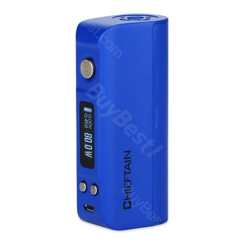 80W WOTOFO Chieftain TC BOX MOD