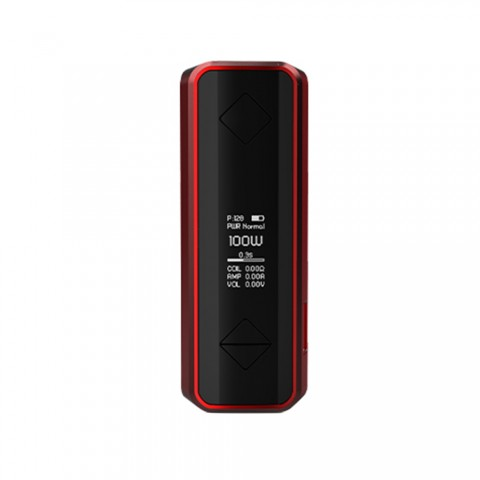 cheap Hotcig G100 TC Box MOD - Red