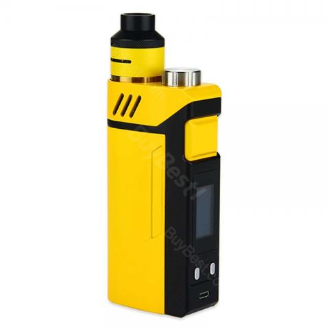 cheap 200W IJOY RDTA BOX Full Kit   - Yellow