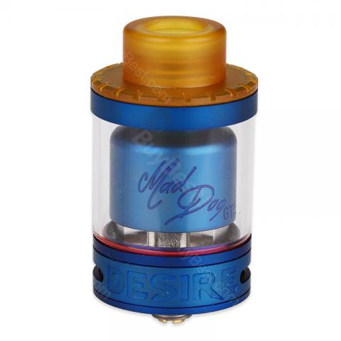 cheap Desire Mad Dog GTA Atomizer - 3.5ml , Blue