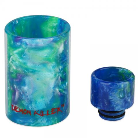 cheap Demon Killer Resin Tube & Drip Tip for Melo 3 - 4ml
