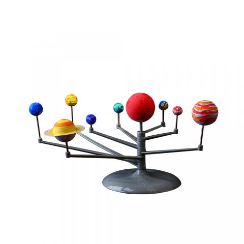 cheap 3D Simulation Nine Planets Solar System