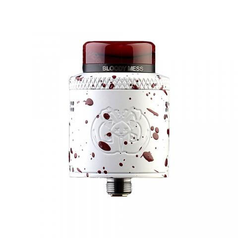 cheap Hellvape Drop Dead RDA - White/Red