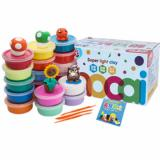 24 Colors Modeling Clay Toys - Multi-Color-1