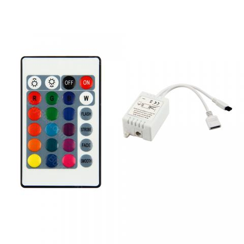 Wireless Dimmer Controller for LED Light