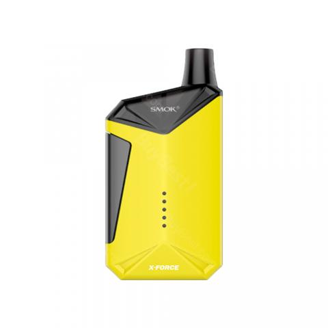 cheap SMOK X-Force Kit - 2000mAh, Yellow 7ml