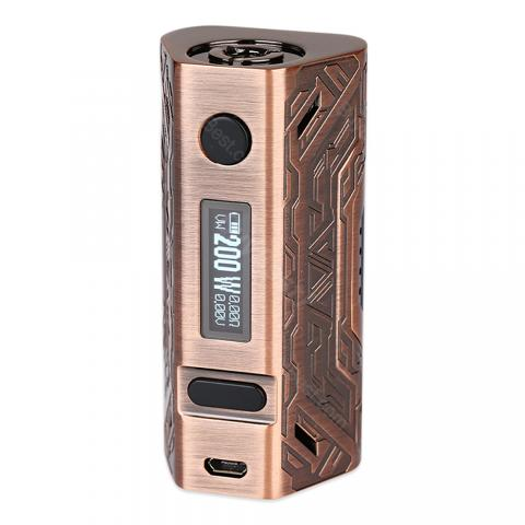 cheap 200W Smoant Battlestar TC Box MOD - Bronze