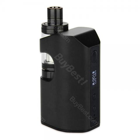 cheap 100W Eleaf Aster RT Kit 4400mAh with Melo RT 22 Tank - Black