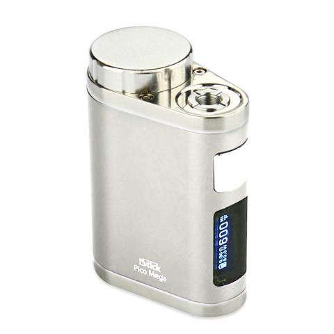 cheap 80W Eleaf iStick Pico Mega TC Box MOD  - Silver