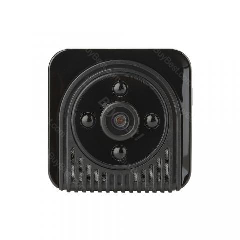 cheap H5 Mini Wifi Camera 150 Degree Mini Camcorder - Black
