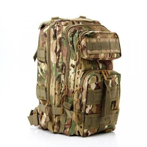 cheap Outdoor Military Backpack Travel Rucksack - Camouflage