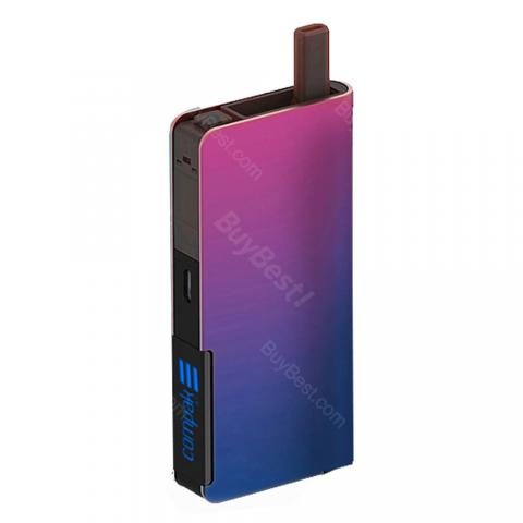 cheap Compak A1 AIO Starter Kit - 1100mAh, Red/Blue