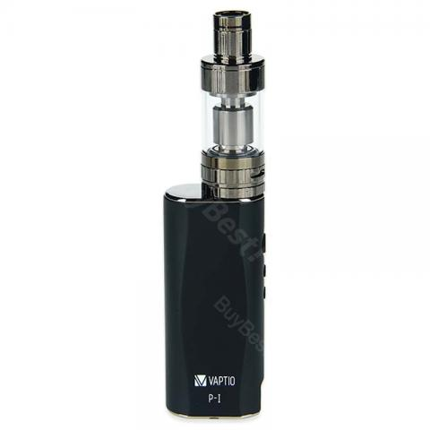 cheap 50W Vaptio P-I TF Starter Kit - 2100mAh, Black Standard Edition