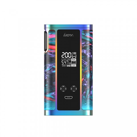 cheap 200W IJOY Captain Resin TC MOD - R-Splendor