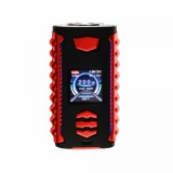 best 200W OVANTY Vega TC Box MOD - Black/Red