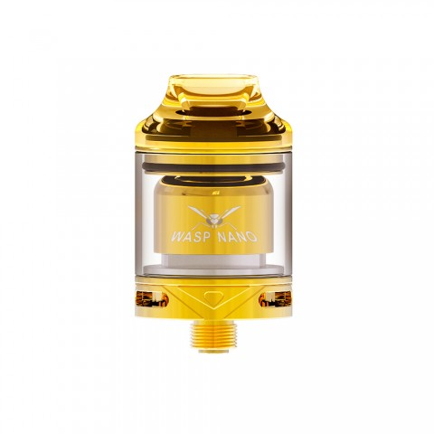 cheap OUMIER WASP NANO RTA Tank - 2ml, Gold