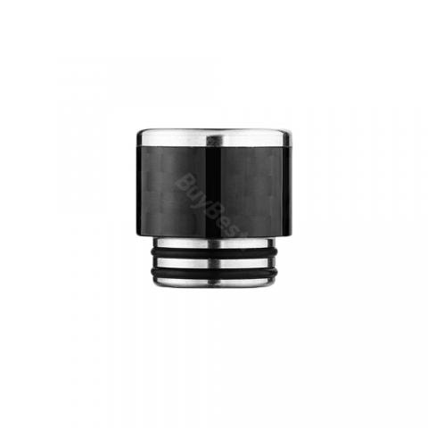 Sailing SS And Carbon Fiber 810 Drip Tip CF20 1pc/pack