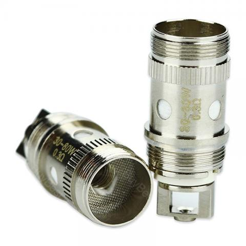 cheap Eleaf EC Coil for iJust 2/Melo/Melo 2/Melo 3/Melo 3 Mini/Lemo 3 Atomizer 5pcs/pack  - 0.3ohm