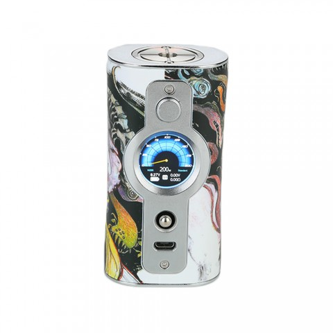 200W Vsticking VK530 TC Box MOD