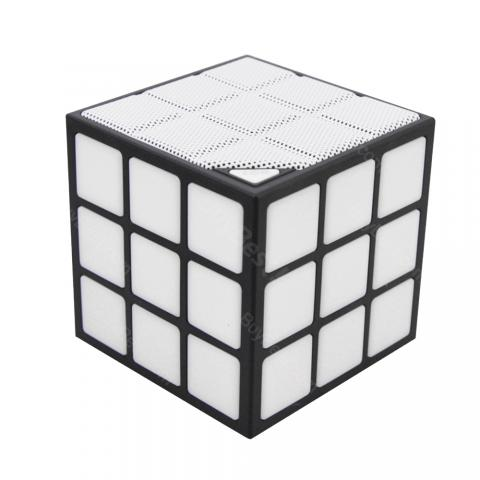 Magic Cube Bluetooth Speaker with 36 LED Lights