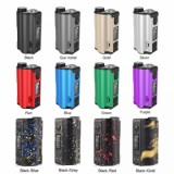 200W DOVPO Topside Dual TC Squonk MOD Top Fill MOD - Black /Red Standard Edition-2
