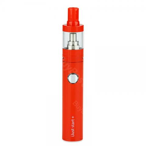 cheap Eleaf iJust Start Plus Kit 1600mAh with 2.5ml Atomizer - Red