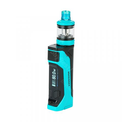 cheap 80W Wismec CB-80 Kit with Amor NS Pro Tank, Blue
