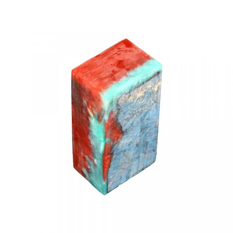 cheap Stabilized Resin Burl Wood for Vape Box MOD - Type A