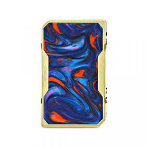 cheap 157W VOOPOO DRAG Resin TC Box MOD - Gold Edition, Type A