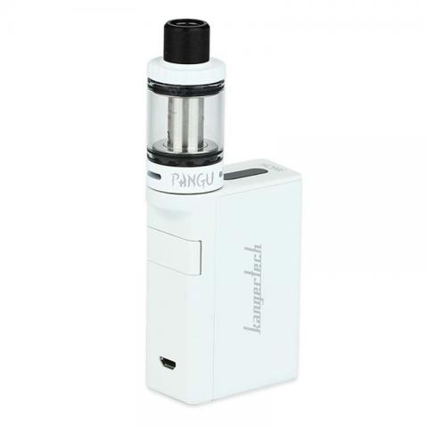 cheap Kangertech KONE Starter Kit - 3000mAh, White