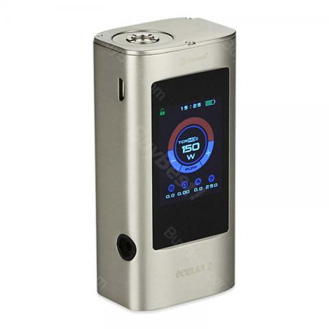 cheap 150W Joyetech OCULAR C Touchscreen TC Box MOD  - Silver