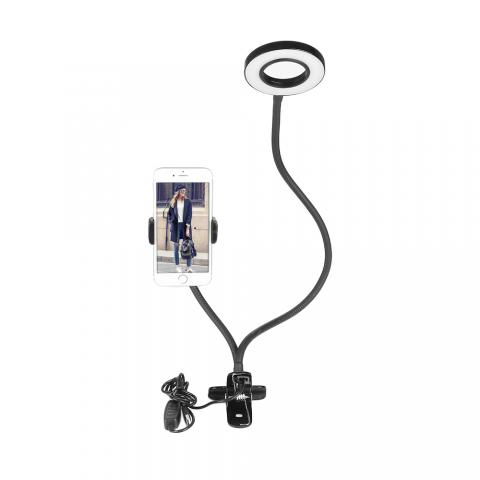 ET JHX-1 Selfie Ring Light Lazy Phone Holder