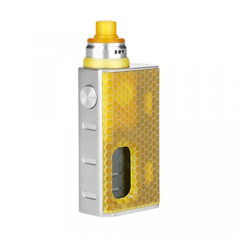 cheap WISMEC Luxotic BF Box Kit with Tobhino Tank - Yellow