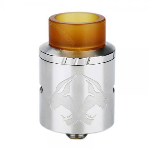 cheap OBS Cheetah 2 Mini RDA Atomizer - Silver