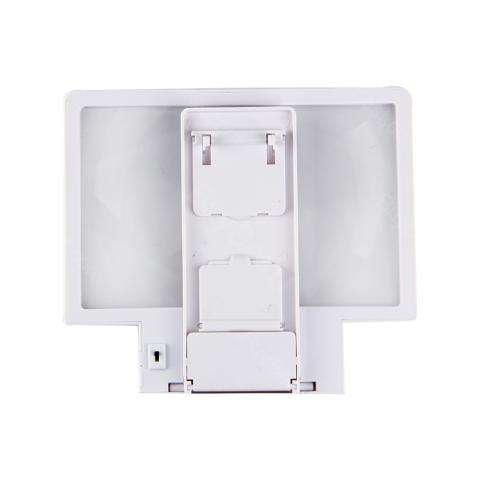 cheap 3D Screen Amplifier with Phone Holder - White