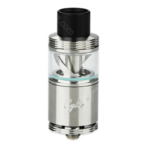 cheap WISMEC Cylin Plus RTA/RDA Tank - 3.5ml, Silver