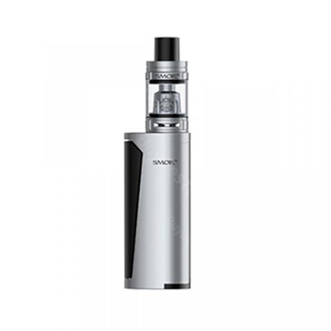 cheap SMOK Priv V8 Starter Kit with TFV8 Baby Tank - Silver/Black
