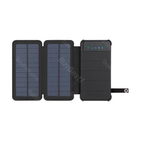 ET KC-01 Folding Detachable Solar Power Bank