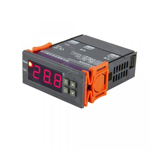 cheap Digital Temperature Controller - Orange