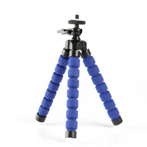 Mini Octopus Sponge Tripod for Camera Removable Link
