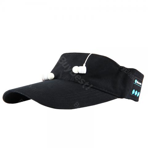 CALION Bluetooth Baseball Cap with 10-Meter Working Distance