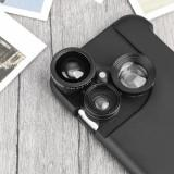 Mrs win 4 In 1 Multifunctional Phone Lens - Black Type A-1