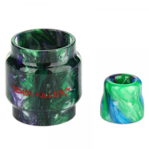 Demon Killer Resin Tube/Drip Tip for Aspire Cleito