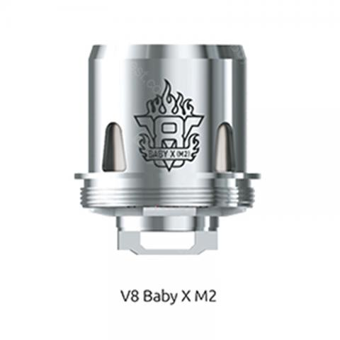 cheap SMOK TFV8 X-Baby Coil 3pcs/pack, 0.25ohm