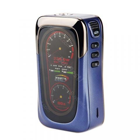 cheap 230W  REV GTS TC Box MOD - Blue