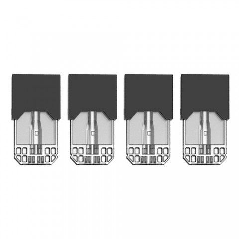 E-bossvape Epod Cartridge work With Jull/Epod 4pcs/pack